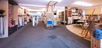 Im Bereich der Raumausstattung bieten wir Ihnen eine großen Auswahl an Dienstleistungen.