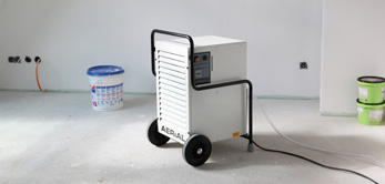 Mit unseren Trocknungsgeräten bieten wir Ihnen die Möglichkeit Feuchtigkeitsschäden zu Beseitigen.
