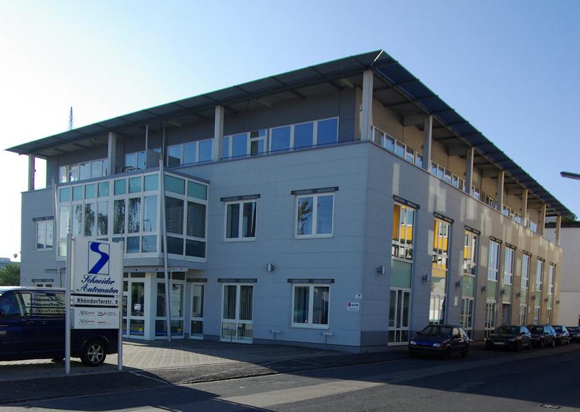 Schneider Automaten Köln