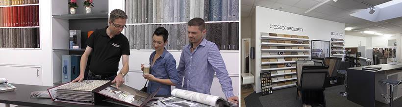 Teppiche, Designböden und vieles mehr bieten Ihnen unser Fachmarkt in Reken.