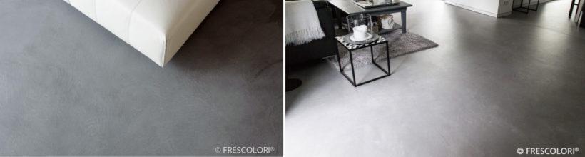 Frescolori Maranzo Fugenloser Boden Marmorboden