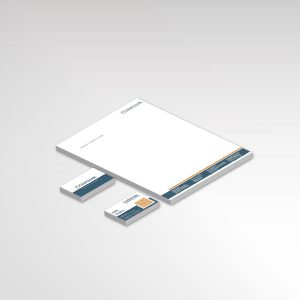 Gemosan Printprodukte Werbeartikel Briefpapier Visitenkarten