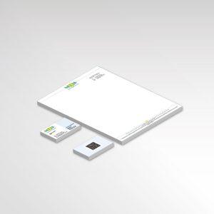 Visitenkarten Briefpapier MTM Werbeartikel Printprodukte