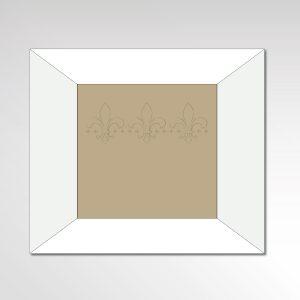 Küche Entwurf Layout individuelle Fototapete Lilien