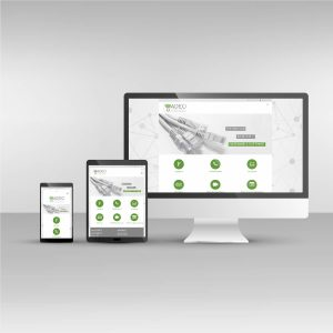 Webdesign responsive Adeo IT-GmbH Website adeo-it.de