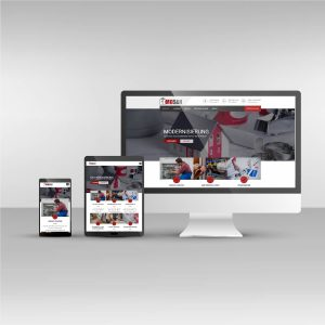 Responsive Webdesign Gemosan Website