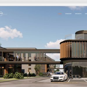 Startseite IDPM Webdesign Website idpm.nrw