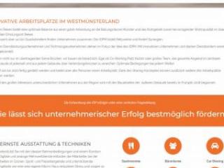 Home Startseite idpm.nrw Webdesign IDPM Website