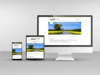 Marketinggemeinschaft Reken Website responsive Webdesign mg-reken.de