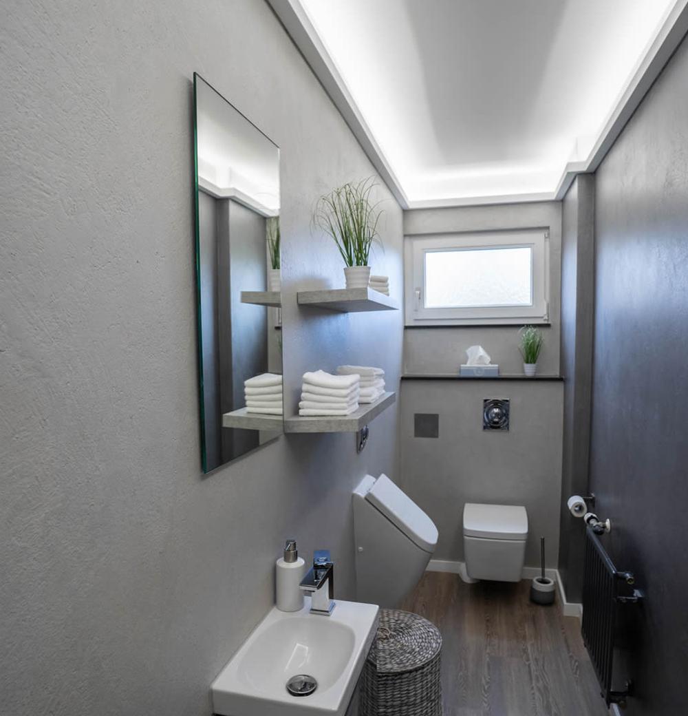 Frescolori Putz Ewering WC
