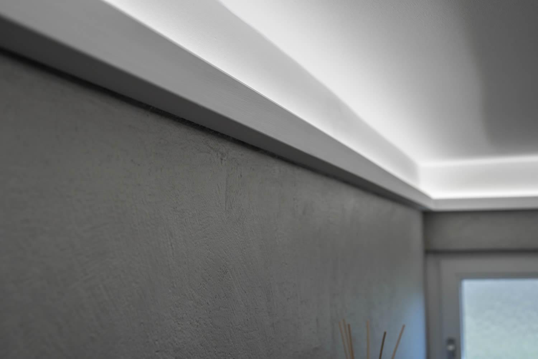 Frescolori Putz Ewering Deckenbeleuchtung