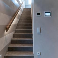 Frescolori Wand Treppe Ewering